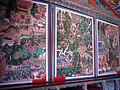 Korea-Busan-Beomeosa Palsangjeon paintings 6269-07.JPG
