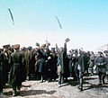 """Krátký, F. - Moskva - Korunovační lidová slavnost, 30.05.1896 - """"Hurá carovi!"""" Chodynské pole.jpg"""