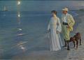 Krøyer, P.S - Sommeraften ved Skagens strand.tif