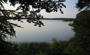 The Emigrants (film) - Lake Krageholm was a filming location.