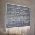 Kraków, ul. Św. Marka 8 fot. 005b (tablica pamiątkowa gen. Stanisława Rostworowskiego).png