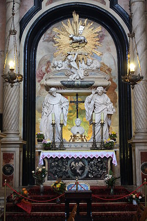 John Cantius - Tomb of Saint John Cantius Church of St. Anne, Kraków, Poland