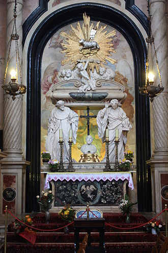 John Cantius - Tomb of Saint John Cantius Church of St. Anne, Kraków, Poland
