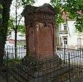 Kriegerdenkmal an der Denkmalstraße (Was für ein Zufall^) - panoramio.jpg