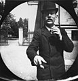 Kristian Birkeland photographed with a spy camera.jpg