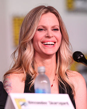 Kristin Bauer van Straten - Van Straten at the 2012 San Diego Comic-Con International