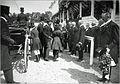 Kronprins Gustaf Adolf anländer till Jubileums-landtbruksmöte i Nyköping 1914.jpg