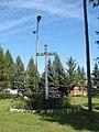 Krucifikss, Robežnieki, Robežnieku pagasts, Krāslavas novads, Latvia - panoramio.jpg