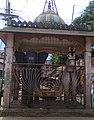 Kumbakonam Yanayadi temple2 கோயிலின் முகப்பில் யானை குதிரை.jpg