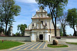 Kurów - St. Michael's Church