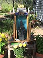 Kwan yin spirit house in my clinic garden.jpg