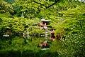 Kyoto Daigo-ji Benten-Teich 07.jpg
