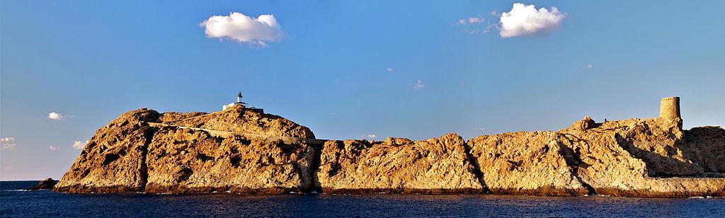 L'Île-Rousse-Îlot de la Pietra