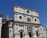 L'Aquila, Basilica di San Bernardino 2007 by-RaBoe-1