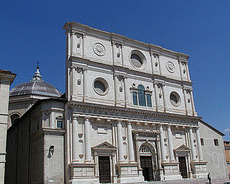 Province of L'Aquila - Basilica of San Bernardino