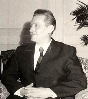György Lázár Hungarian politician