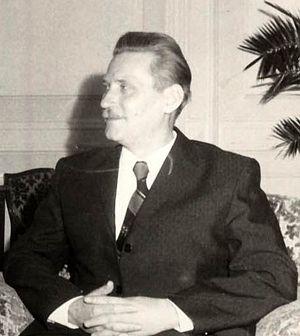 György Lázár - Image: Lázár György (PM 1975 1987)