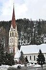 Austria - Umhausen, Niederthai, Hotel Tauferberg,