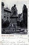 Lübeck, Schleswig-Holstein - Geibeldenkmal (Zeno Ansichtskarten).jpg