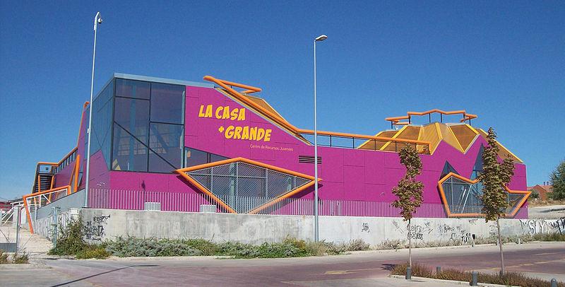 File la casa grande rivas vaciamadrid wikimedia for Casa moderna wiki
