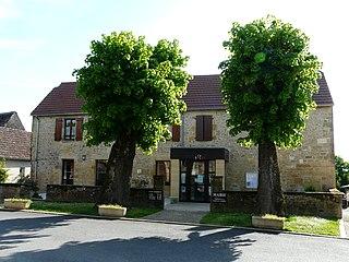 La Chapelle-Aubareil Commune in Nouvelle-Aquitaine, France