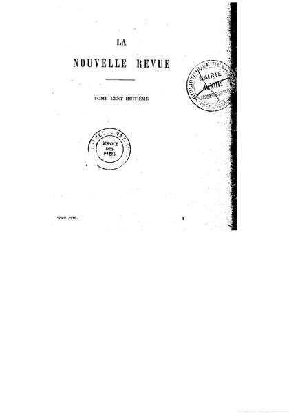 File:La Nouvelle Revue - 1897 - tome 108.djvu