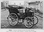 La Panhard et Levassor 4HP victorieuse de Paris-Bordeaux-Paris en 1895.jpg