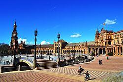 La Plaza de España de Sevilla.JPG
