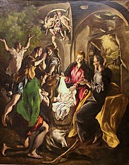 The Adoration of the Shepherds (Valencia)