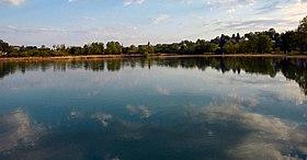 Grand lac de clairvaux wikip dia - Office du tourisme clairvaux les lacs ...