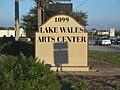 Lake Wales Holy Spirit Church sign01.jpg