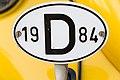 Landeskennzeichen Deutschland, SahiFa Braunschweig, AP3Q0093 edit.jpg