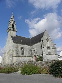 Landudal (29) Église 01.JPG