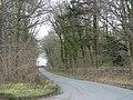 Lane through Park Coppice - geograph.org.uk - 740284.jpg