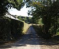 Lane to Hill Farm - geograph.org.uk - 566574.jpg