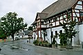 """Langenbernsdorf-the inn """"Weißes Roß"""".jpg"""