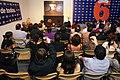 Lanzamiento franja en Comando presidencial 18 10 2013 (10361458556) (2).jpg