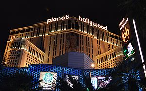 Britney: Piece of Me - Planet Hollywood Resort & Casino, where Spears currently headlines at The AXIS theater.