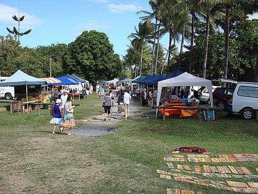 Lascar Port Douglas Market (4559824213)