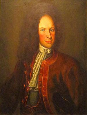 Lars Gathenhielm - A probable portrait of Lars Gathenhielm.