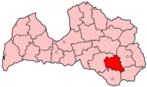 Preiļi District - Image: Latvia Preili