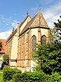 Lautenbach, Wallfahrtskirche Mariä Königin, Ansicht von Südosten 1.jpg
