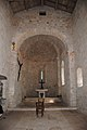 Lauzerte - La Combe du Miel - Eglise Saint-Sernin-du-Bosc, intérieur.jpg
