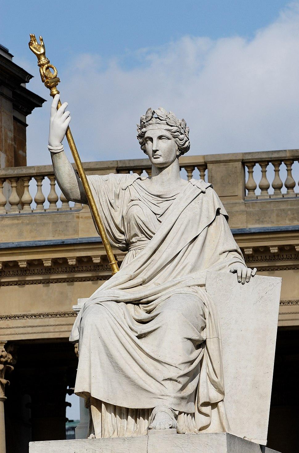 Law place du Palais-Bourbon Paris