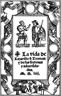 Picaresque novel Genre of prose fiction