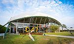 """Le deuxième bâtiment a été ouvert en 1984 et porte le nom de """"C-47"""".jpg"""
