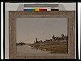 Le manoir, bords de la Seine - Camille-Emile Dufour - musée d'art et d'histoire de Saint-Brieuc, DOC 79.jpg