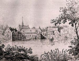 Groenendael Priory - Groenendael Priory, 1910
