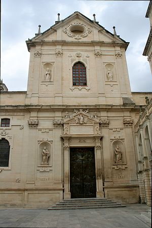 Roman Catholic Archdiocese of Lecce - Lecce Cathedral