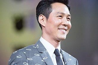 Lee Jung-jae - Image: Lee Jeong jae